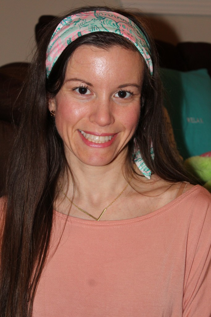 Lilly Pulitzer Printed Head Wrap