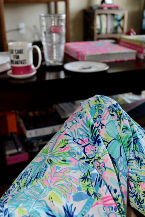 Lilly Pulitzer pajama pants