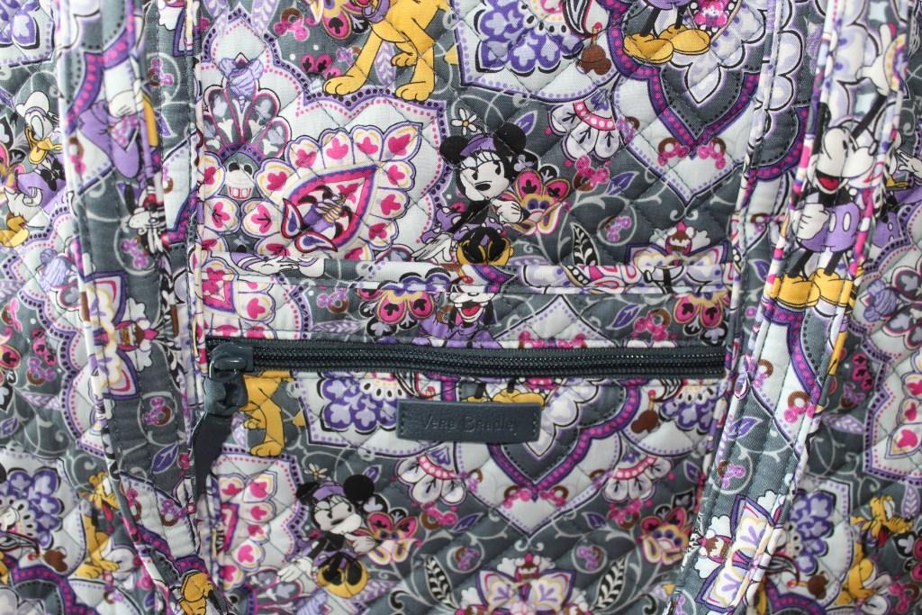 Vera Bradley Disney Collection Mickey's Sweet Treats