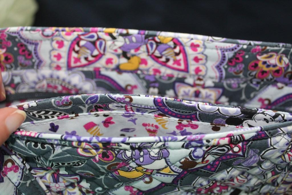 Vera Tote Hidden Slip Pocket