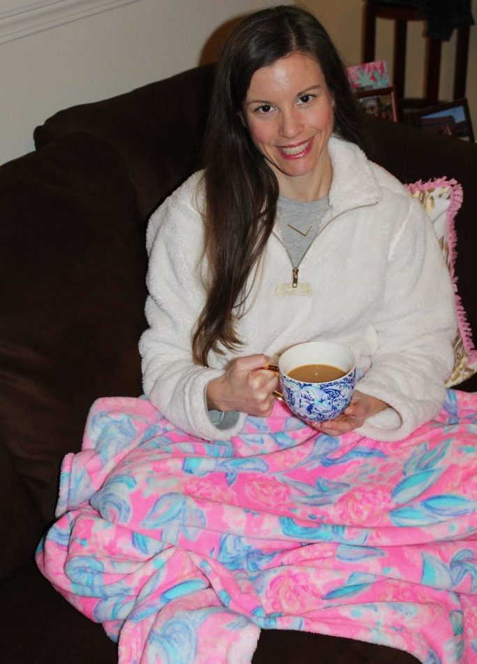Fleece Blanket gift idea