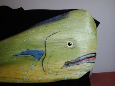 palm-frond-art-dolphin-fish-2-dale-werner