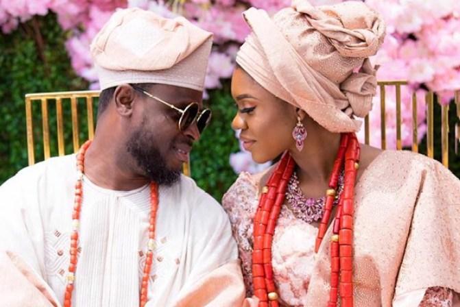 Ghanaian Singer Becca Wedding