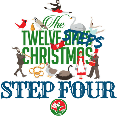 The 12 Steps of Christmas in Recovery: Step 4