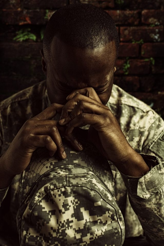 The Veteran Mental Health Problem We Need to be Talking About