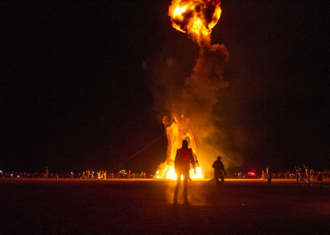 8 Ways to Stay Sober at Burning Man