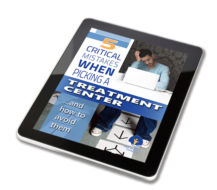 Picking a Treatment Center E-Book