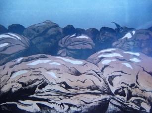 Walnut Sea I / Mar de Nueces I