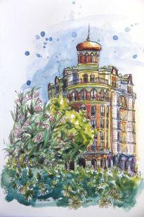 Madrid Sketches and Drawings, Dibujos y apuntes de Madrid