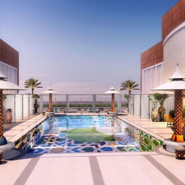 Andaz-Dubai-The-Palm-Pool