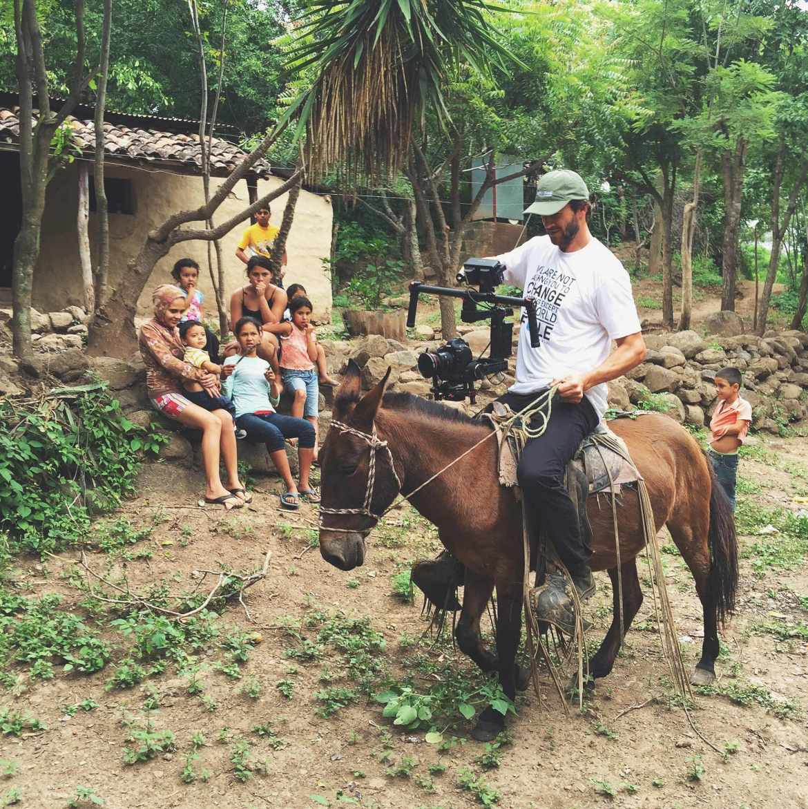 People Water Nicaragua Palms to Pines