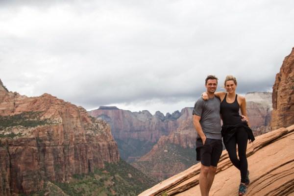 Zion Canyon Overlook-11