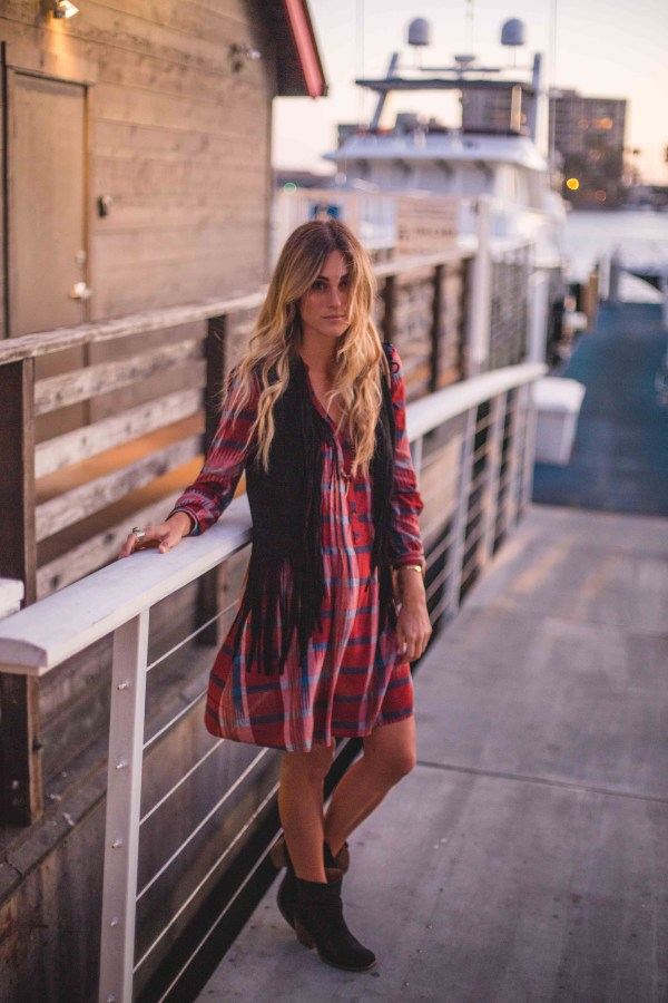 Anthropologie Dress | Palms to Pines
