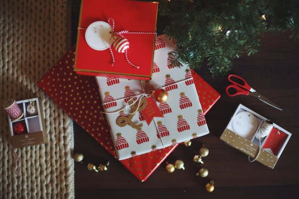 Christmas Gift Wrapping | Sugar Paper | Palms to Pines