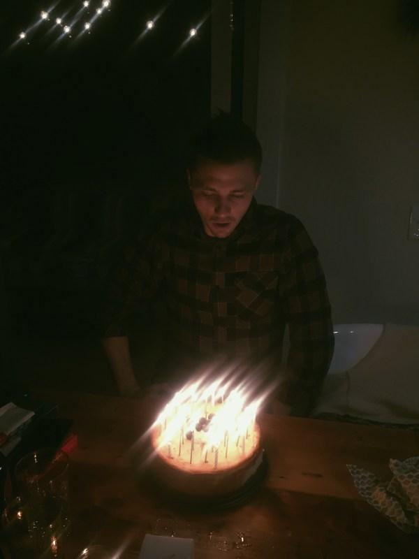 Blake's Birthday | Palms to Pines