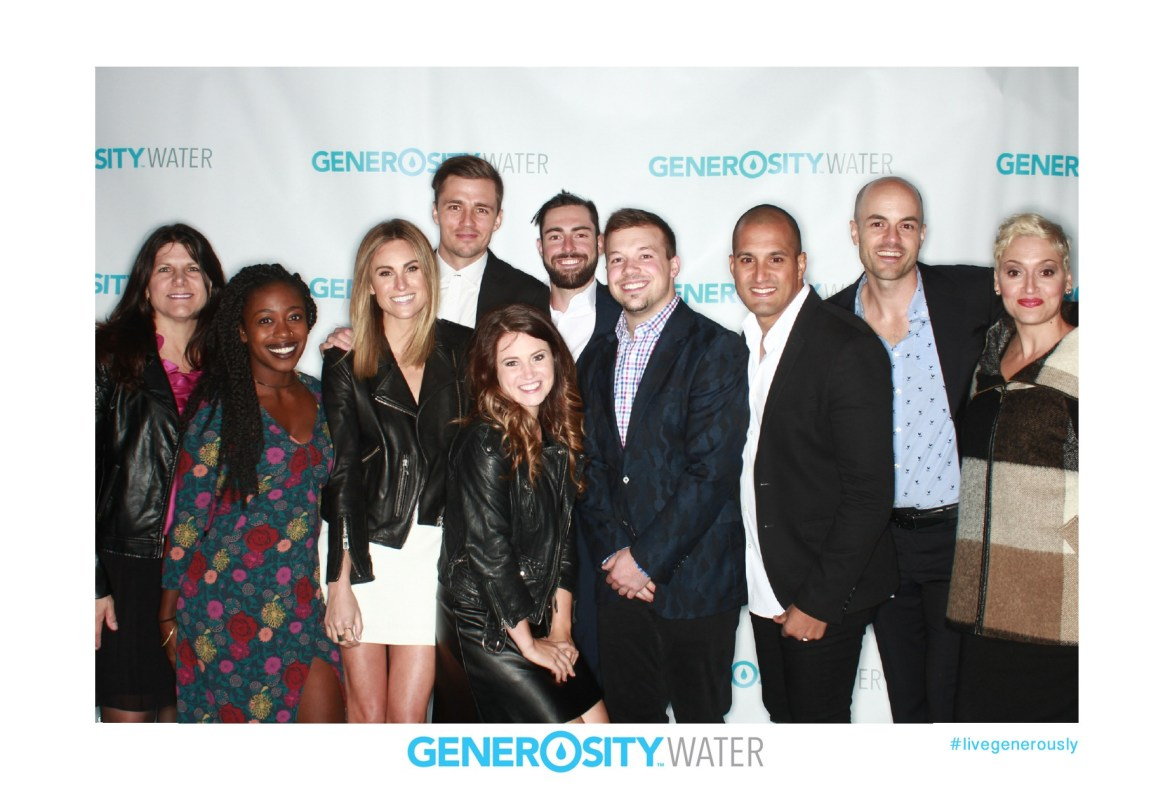 Generosity Water Launch Party | Palms to Pines