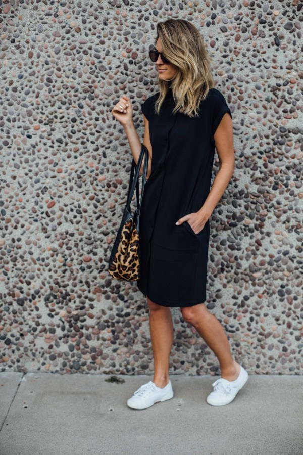 Asos Little Black Dress | Palms to Pines
