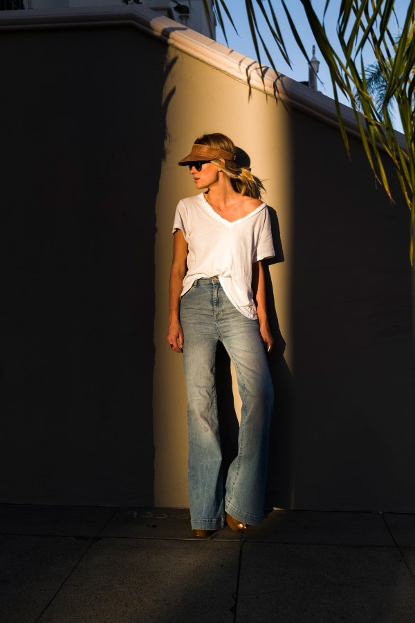 Leather Visor | Nordstrom Sale | Palms to Pines