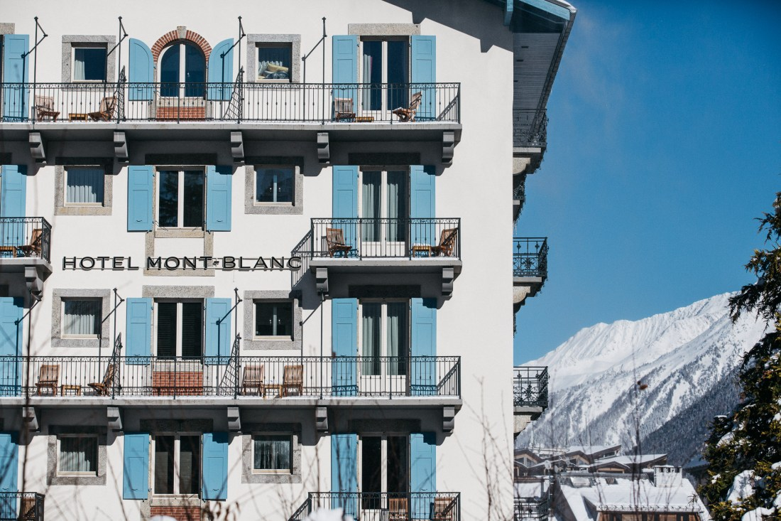 Hotel Mont Blanc | Chamonix | Travel Guide by Jen Hawkins
