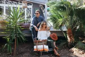 Jen Hawkins and Blake Nyman of Palms to Pines