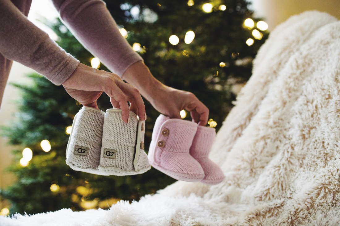 Baby's First Uggs | Baby's First Christmas