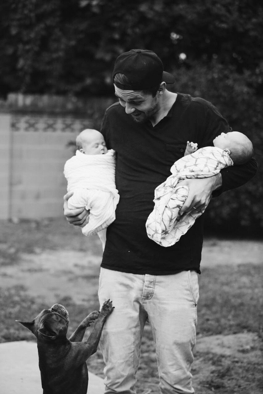 Blake Lewis Nyman - Family