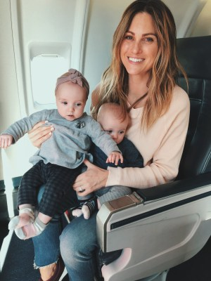 Flying with Babies