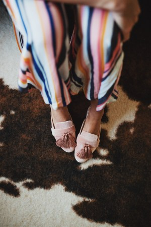 Crawling Babies and Shoes in the House | Birdies House Slippers