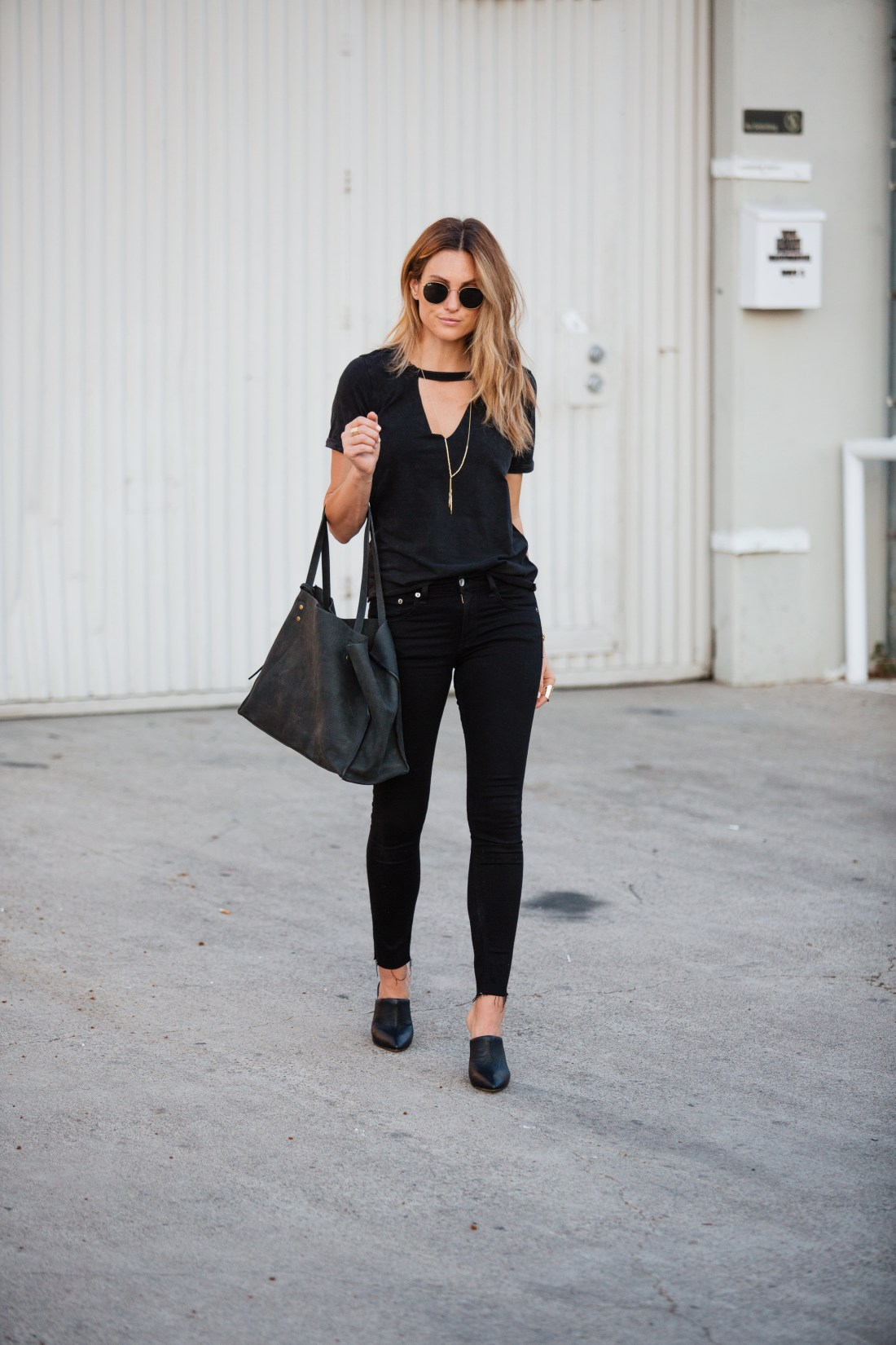 Nordstrom Anniversary Sale | All Black Outfit