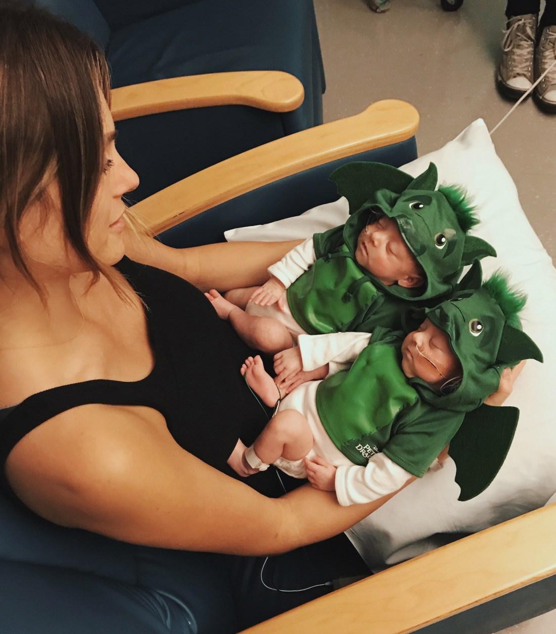 NICU Halloween Costume | Halloween Costume for Preemie Baby