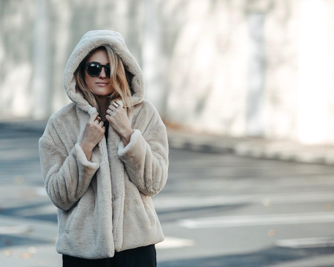 Favorite Faux Fur Coats