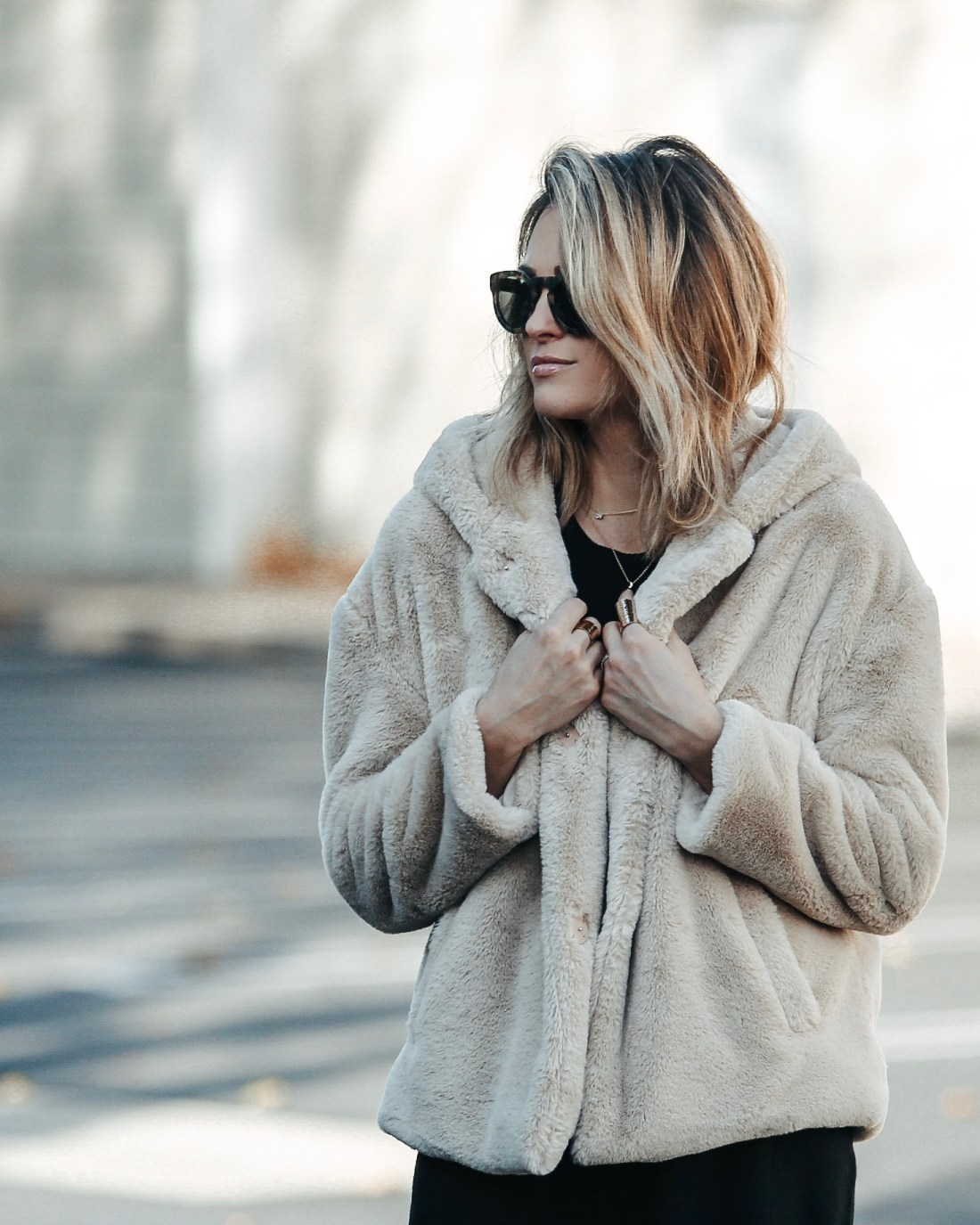 Favorite Faux Fur Coats