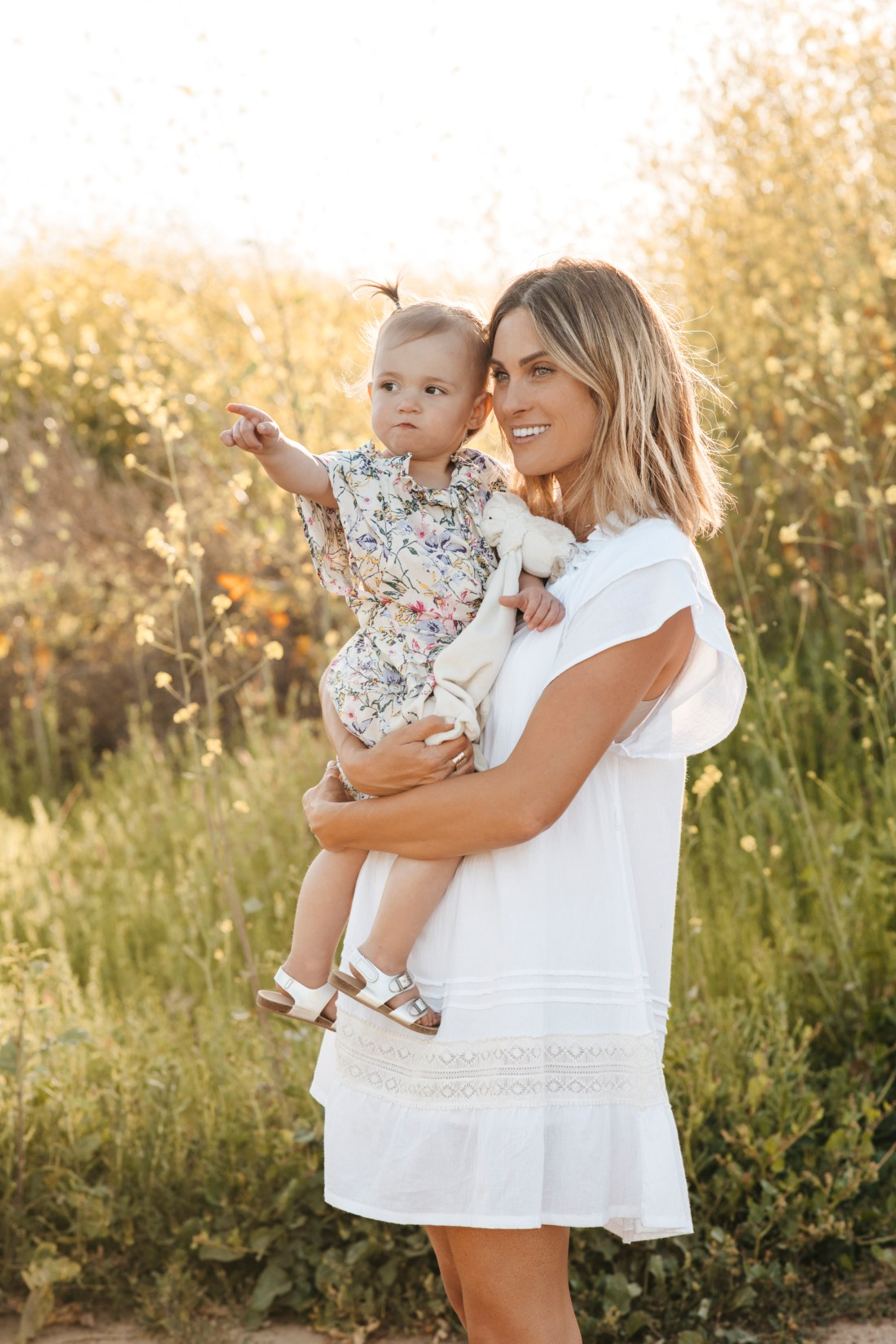Cleobella Mommy and Me Dresses | Cleobella Littles | Carly Campbell Photos