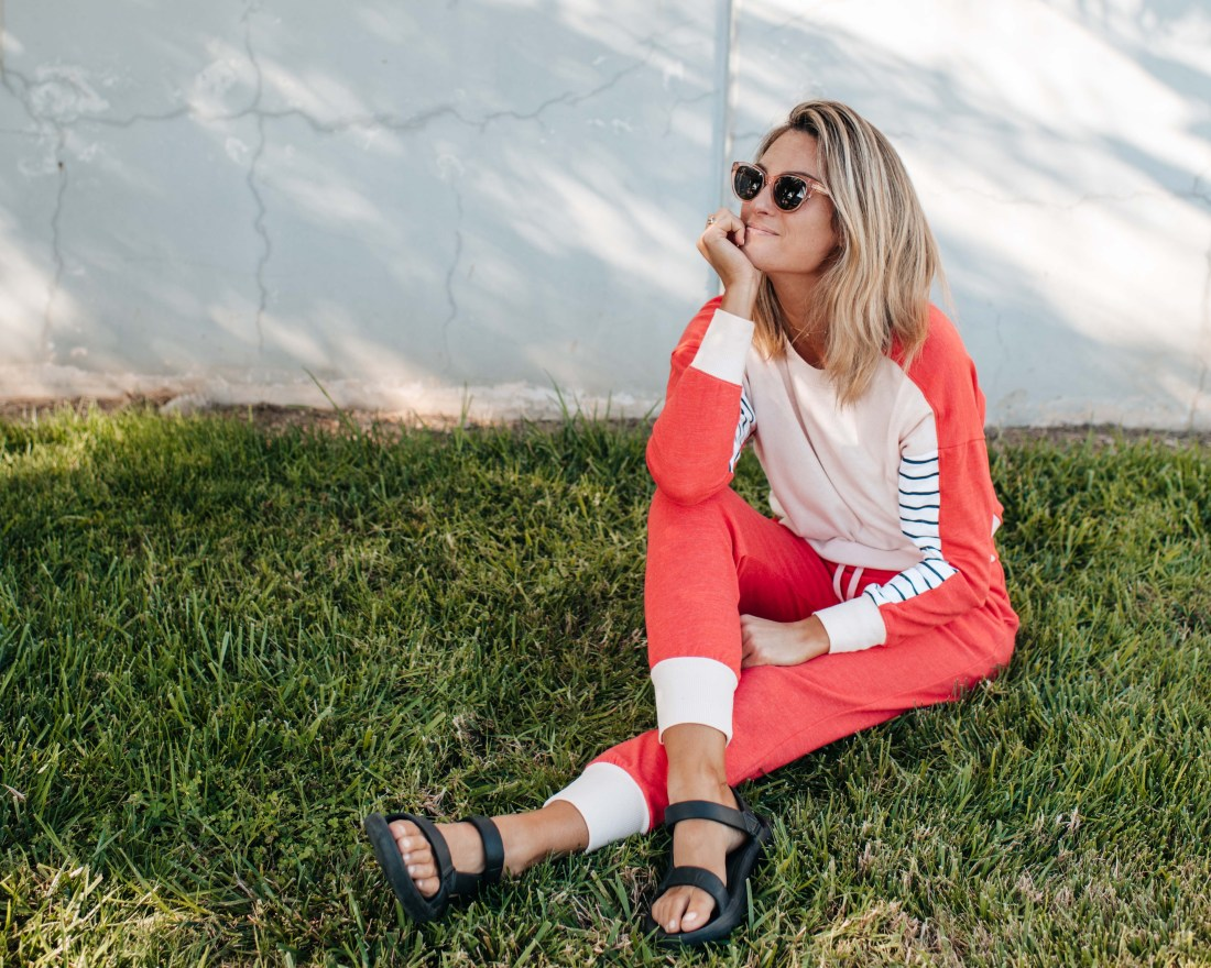 Sundry Loungwear | Favorite Lawn Games