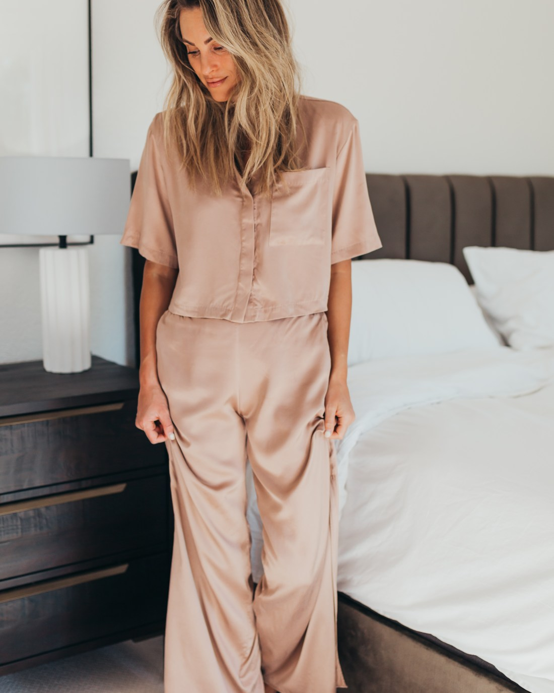 Click here for this amazing washable silk set