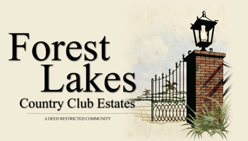 Forest Lakes HOA Logo