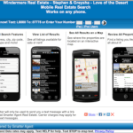 GET YOUR FREE MOBILE APP FOR PALM SPRINGS AREA REAL ESTATE SEARCH!