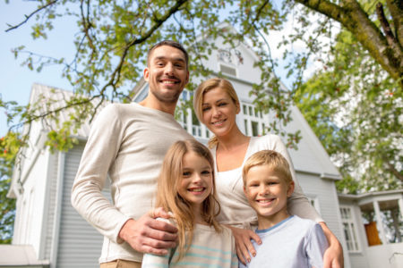 New Homes Indicated in the Housing Market Trends.