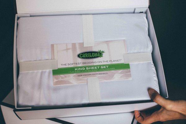 Cariloha Bamboo Sheets | Palms to Pines