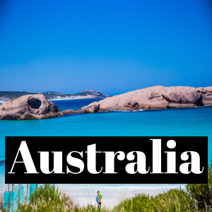 Travel posts Australia