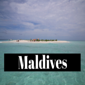 Travel post Maldives