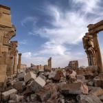 As Isis is driven out, the extent of damage to Palmyra becomes clear
