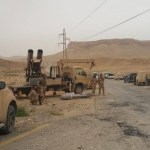 The Syrian Regime Reaches Palmyra City's Edges