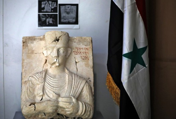 Syrian heritage suffered 'cultural apocalypse