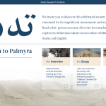 The Getty Revisits Ancient Palmyra, but the Modern City Is Mostly Invisible
