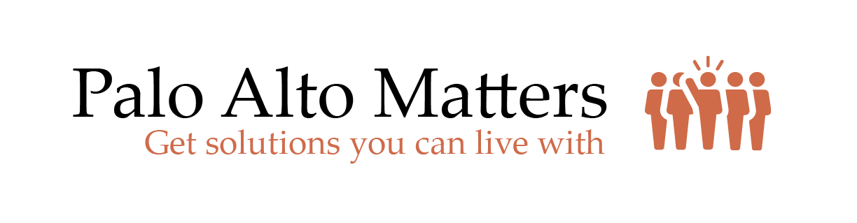 Palo Alto Matters – Community voices for sustainable solutions