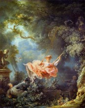 The Swing, Fragonard (1767)