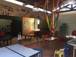 Sala da Turma da Iniciação