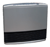 Paloma PJC-25 Gas Heater in Silver