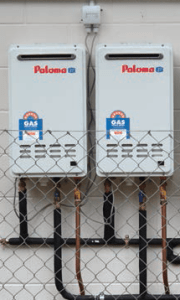 Paloma 2 20l in series